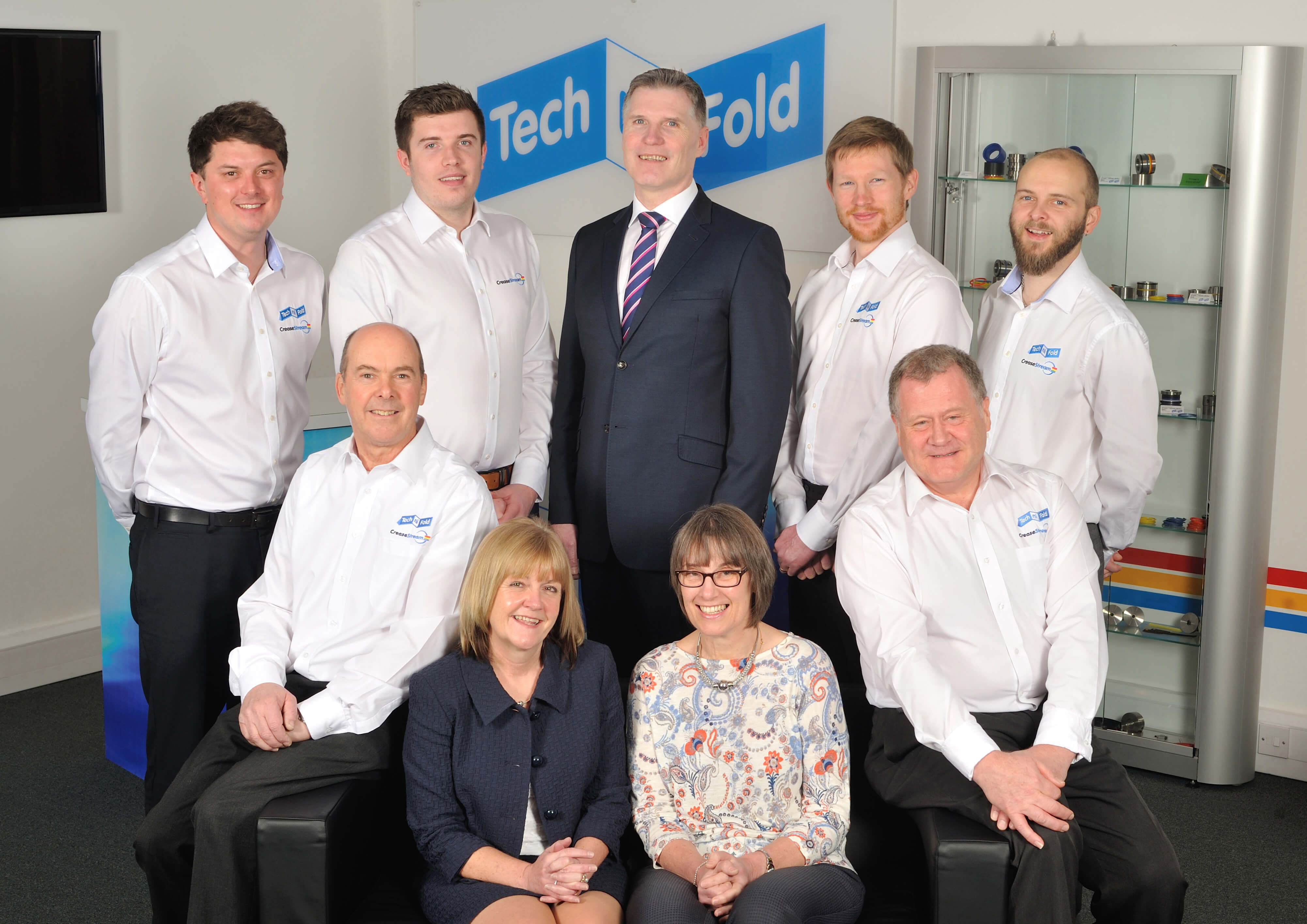 Tech-ni-Fold team