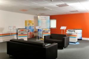 Tech-ni-Fold Showroom