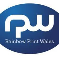 Rainbow Print Wales - Tech-ni-Fold Client Logo