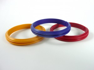 Tech-ni-Fold double score attachment rings