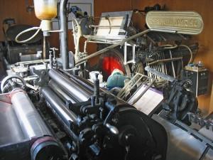 Tech-ni-Fold Valentine blog old machines