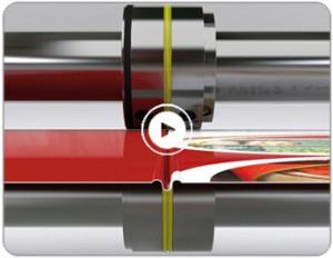 Tech-ni-Fold Tri-Creaser Advance new creasing technology animation video