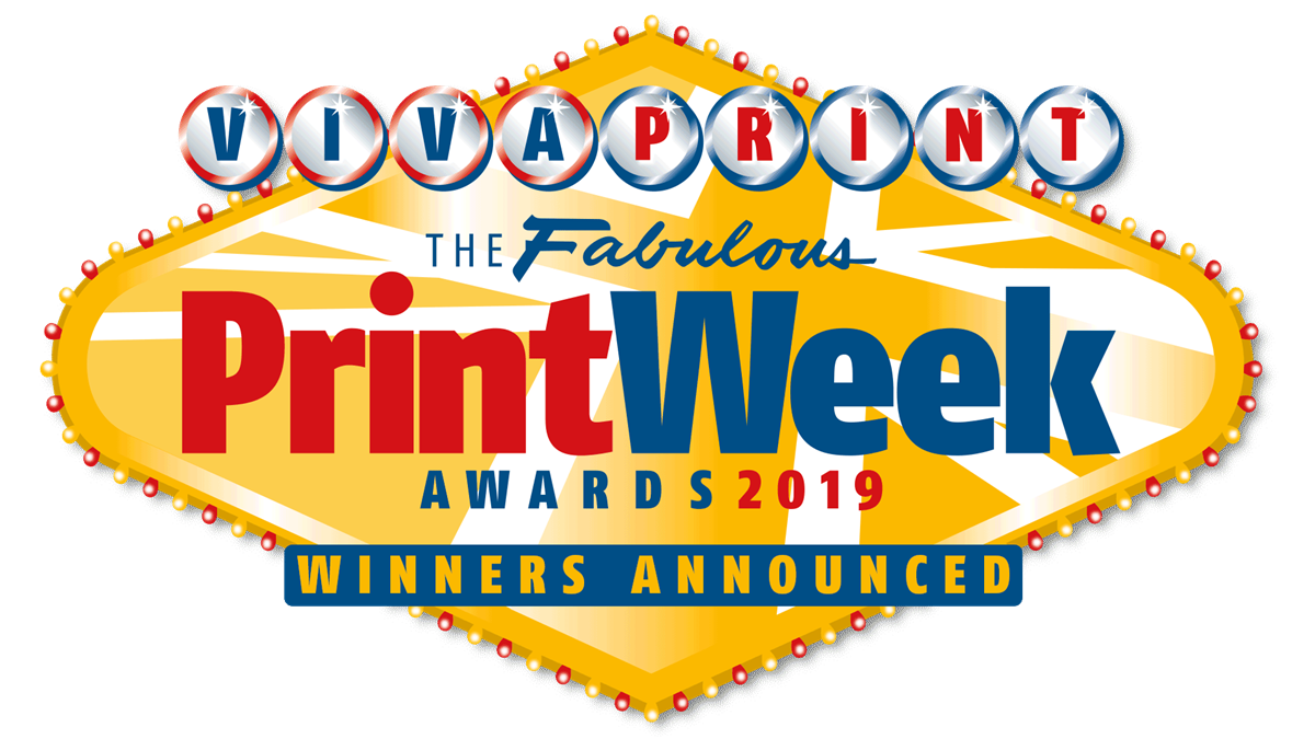 Printweek 2019 awards